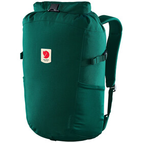 Fjällräven Ulvö Rolltop 23 Backpack peacock green